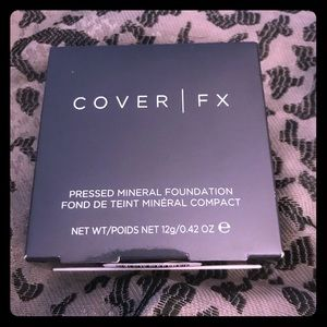 Cover FX Pressed Mineral Powder Foundation P10 NEW